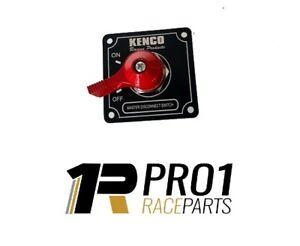 Kenco Isolator Battery Master Disconnect Racing Switch 4 post Alternator Race