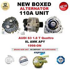 für Audi S3 1.8 T Quattro 8L AMK APY ab 1998 NEU 110A Lichtmaschine Kasten
