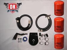 DK Diesel Coolant Filtration 3x Filter Kit 2003-2007 Ford Powerstroke 6.0 6.0L