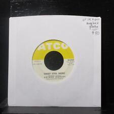 "Arthur Conley - Sweet Soul Music / Let's Go Steady 7"" VG+ Vinyl 45 ATCO 45-6463"