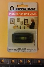 Helping Hand Picture Hanging Level NIP NOS FREE SHIPPING !