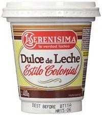 La Serenisima Dulce de Leche Estilo Colonial 400 g