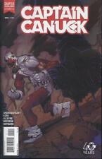 Captain Canuck (2014) #4 Vf/Nm Cover B Chapter House Comics