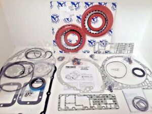 .for Allison 1000 2000 Overhaul Rebuild Kit 2000-2009 + Red Eagle HD Clutches