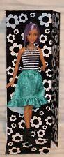 Barbie fashionistas doll 18 Va-Va-Violet open box.