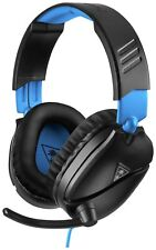Turtle Beach Recon 70P PS4, Xbox One, PC Wired Headset - Black/Blue
