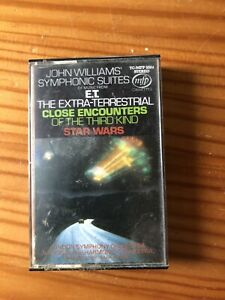John Williams Symphonic Suites On Movies Cassette