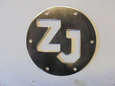 93 94 95 96 97 98 GRAND CHEROKEE ZJ GAS TANK LID COVER ZJ JEEP 4X4 NO CUT OUT