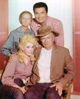 "Donna Douglas ""Beverly Hillbillies"" 5x7 TV Memorabilia Buddy Ebsen"