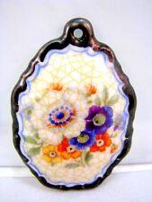 Rosenthal Schmuck Porzellan Anhänger Porcelain Pendant um 1937