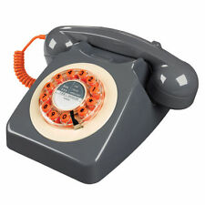 Téléphones filaires gris