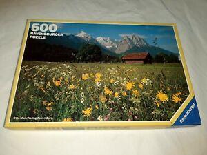 500 Pieces Puzzle - Spring Meadow - Ravensburger