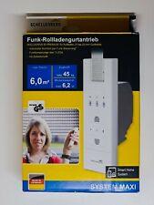 Elektrischer Rollladen Antrieb Schellenberg Rollodrive 65 Premium Gurtwickler