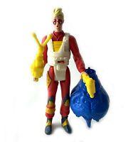 Screaming Heroes Egon Vintage Kenner Real Ghostbusters Figure Complete 1986 80s