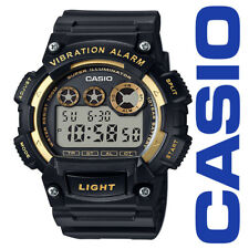 Casio W735H-1A2V, Digital Watch, Countdown Timer, Stopwatch, Vibration Alarm