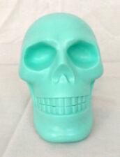 Speaker Portable USB Computer Cell Phone Blue Skull Horror Halloween Novelty