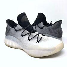 check out 989e5 3f2b0 ADIDAS CRAZY EXPLOSIVE LOW PK Men's Basketball Shoes CQ0541 White Black  Sz 14.5