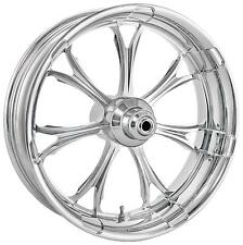 Performance Machine 21 Front Chrome Paramount Wheel Rotor PKG Harley 08-16 ABS