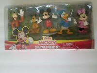 NEW - Disney Junior Mickey Collectible Friends Set 3+ Age Donald, Minnie & Goofy