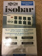 TRIPP LITE TRIPP LITE ISOBAR8 ULTRA ISOBAR(R) Premium Surge Protector (8-outlet,