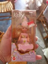 2001 Kelly as the Petal Princess from Rapunzel Collection Barbie Mattel