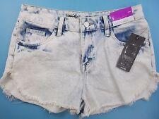 Mossimo High Rise Short Shorts Super Light Acid Wash Size 2/26 MSRP $19.99 Neat!