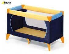 Hauck 604038 Dream'n Play 60x120 Cm Yellow Blue Navy Reisebett