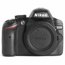 Nikon D3200 24.2 MP Digital SLR Camera Black Body