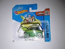 Neuf ! Hot wheels  MATTEL  The Jetsons Capsule Car Showdown CFH76 2015