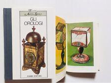 Gli orologi Fabbri 1984 Elite Arti e stili vintage collezione Torriano Huygens