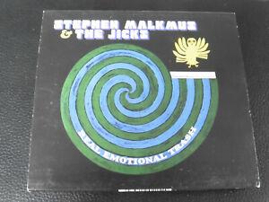 STEPHEN MALKMUS & THE JICKS - REAL EMOTIONAL TRASH - 2008 CD