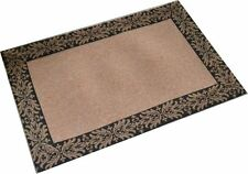 Polypropylene Rug with Cotton Border 5' x 8'