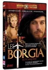6244 // LES BORGIA OU LE SANG DORE COFFRET 2 DVD SOUS BLISTER