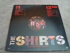 The Shirts Inner Sleeve NM LP Die Cut Cover AnnieGolden