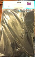 Black 2 Layer Protector Soft Cover Tablet iPad Kindle Sleeve Case Protect NIB 38
