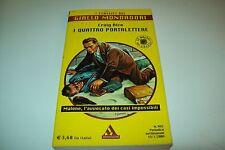 I CLASSICI DEL GIALLO MONDADORI-N. 992-CRAIG RICE-I QUATTRO PORTALETTERE-1/2004
