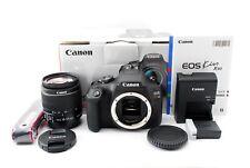 [Top Mint unused]canon EOS rebel t7/2000D/ Kiss X90 SLR Camera w/ 18-55mm Japan