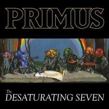 PRIMUS THE DESATURATING SEVEN VINILE LP NUOVO SIGILLATO