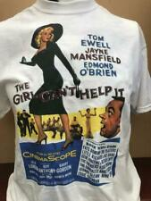 JAYNE MANSFIELD THE GIRL CAN'T HELP IT MOVIE   POSTER FILM T SHIRT