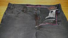 Cotton Mid Rise 34L Jeans for Men