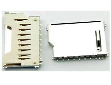Socket slot /connecteur à souder pour carte SD Card Slot Socket solder connector