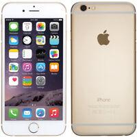 Apple iPhone 6 64GB SIM Free Unlocked iOS Smartphone - Gold