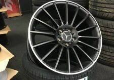 """19"""" Mercedes AMG C63 Style alloy wheels Staggered + 235/35/19 265/30/19 tyres"""