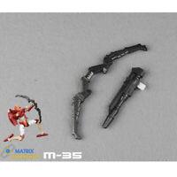 Matrix Workshop M-35 Crossbow Big Gun Weapon Upgrade Kit For Earthrise Elita-1
