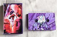 Capcom VS SNK 2 Mark Millennium Street Fighter Not Moonshake Soundtrack Cassette