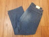 Banana Republic Denim Cropped Capri Jeans Mid-Rise Medium Wash Women's Sz 8 New