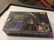 Star Wars Young Jedi Duel Of The Fates CCG TCG 36-count Booster Box Sealed