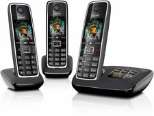 Gigaset C530A Trio Schnurloses Festnetz-Telefon