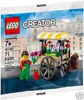 LEGO CREATOR 40140 Blumenstand mit Verkäufer