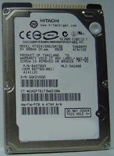 "NEW 80GB IDE 2.5"" hard drive HTS541680J9AT00 Hitachi Free USA Shipping"